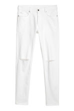 Skinny Regular Jeans - White - Men | H&M CN 2